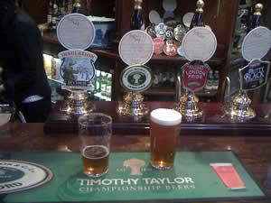 Timothy Taylor Landlord