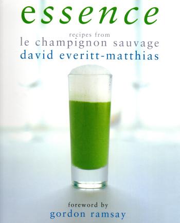 Essence - Recipes from le champignon sauvage