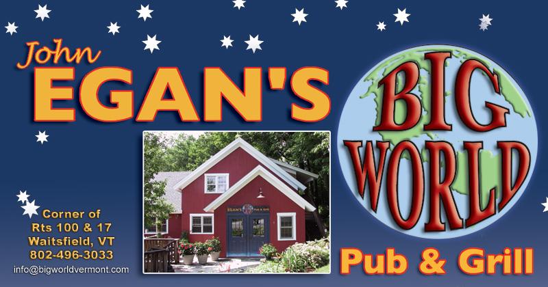 John Egan's Big World Pub & Grill