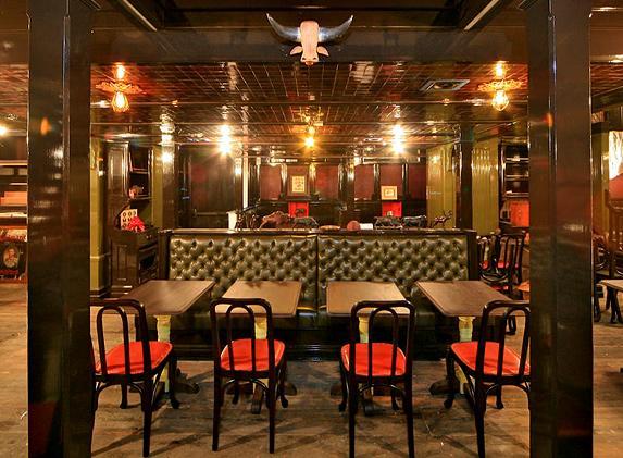 The Breslin Bar And Dining Room Ny