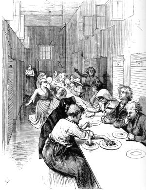 Asylum Dining