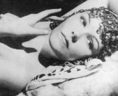 Elizabeth David, a headshot