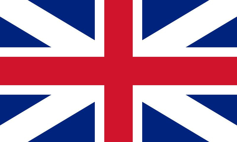 1606 British Union Flag
