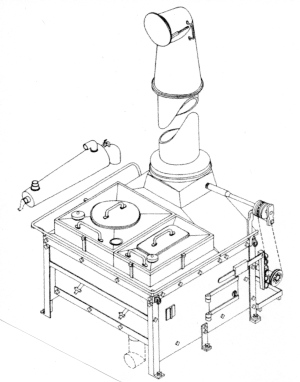 The Brodie Ship's Stove