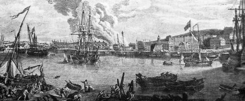 Royal Dock at Kent
