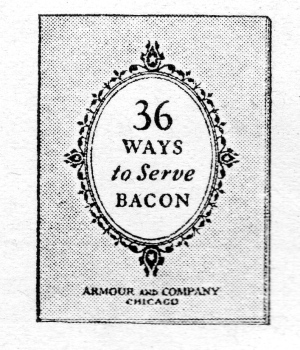 36 ways to serve bacon