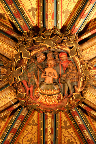The boiling of St. John
