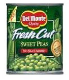 Sweet Peas in a can.