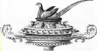 Edwardian Tableware