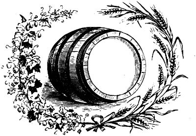 Beer Barrel Drawing Beer And Skittles May Include