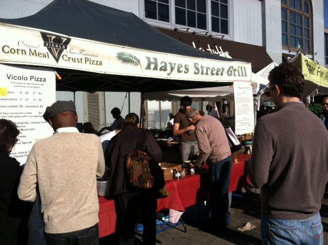Hayes Street Grill Pizza