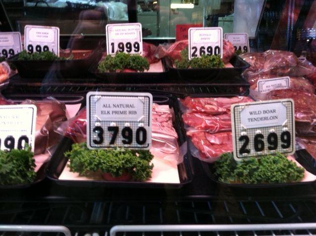 Fancy Meats